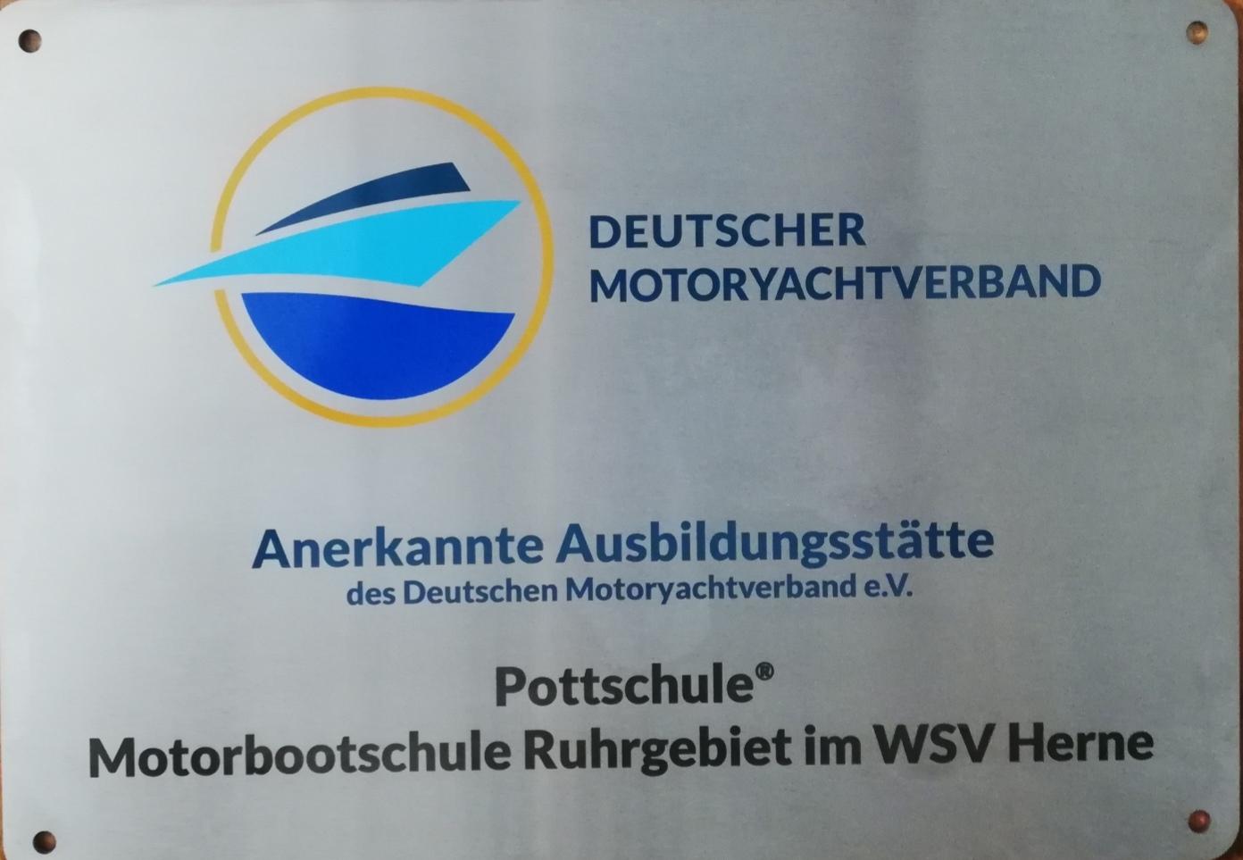 DMYV - Pottschule
